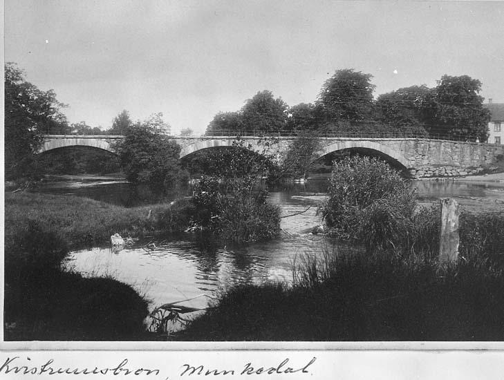 Kvistrumsbron i Munkedal