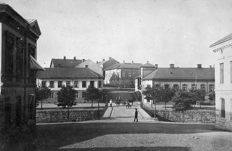Bron vid Sylvanders hus, Strömstad