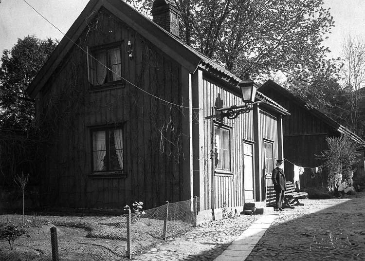 Vaktmästarbostaden Uddevalla Museum