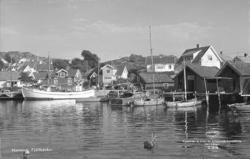 SD 46 NAIMA i Fjällbacka hamn