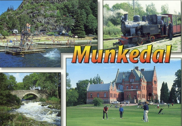 """Munkedal""."