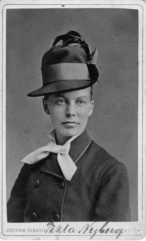 Tekla Nyberg, (1851 - 1931)