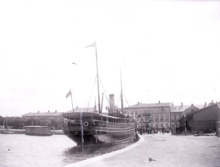 Strömstad hamn.