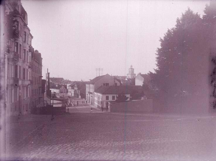 """Enligt text som medföljde bilden: """"Norrköping."""" ::"""