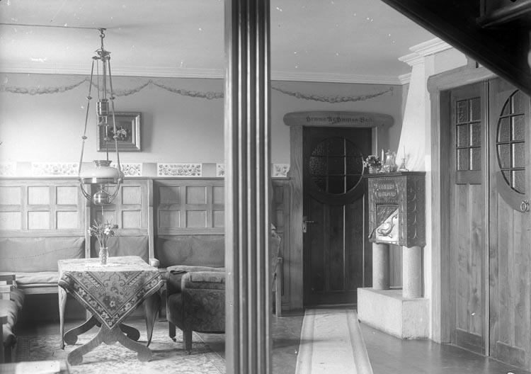 """Enligt fotografens noteringar: """"Troligen Åtorp. 1929 infört."""""""