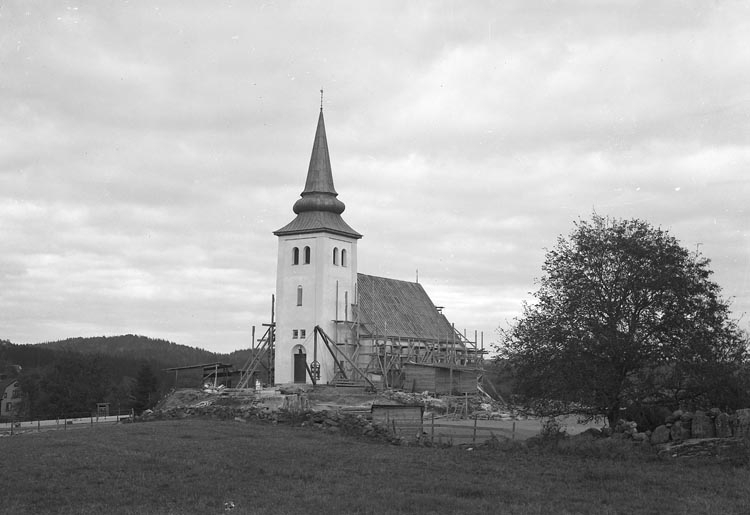 """Enligt fotografens noteringar: """"1939. 19. Från Kapellet""""."""