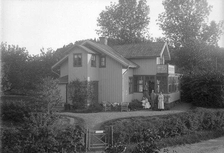 Kamrer Cedergrens villa på Lyckorna