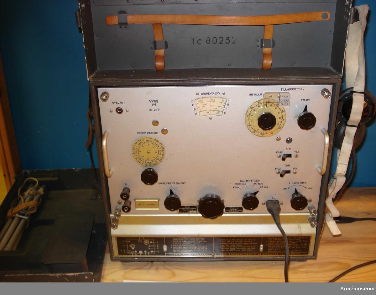 Frekvensmeter m/1946