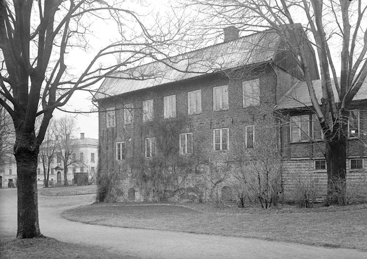 "Maj 1924, Hasselbacken. ""Karl XII:s hus."""