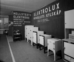 Utställningen Bygga & Bo i Uddevalla år 1936
