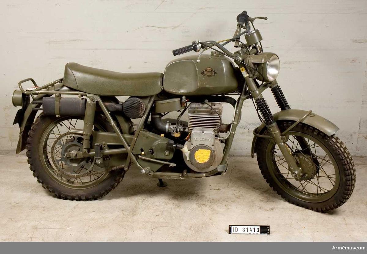 Motorcykel FM 72