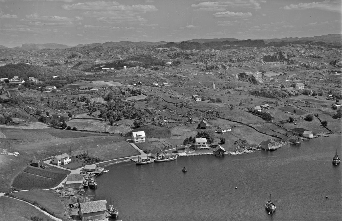 Hellvik, havnen, Marren