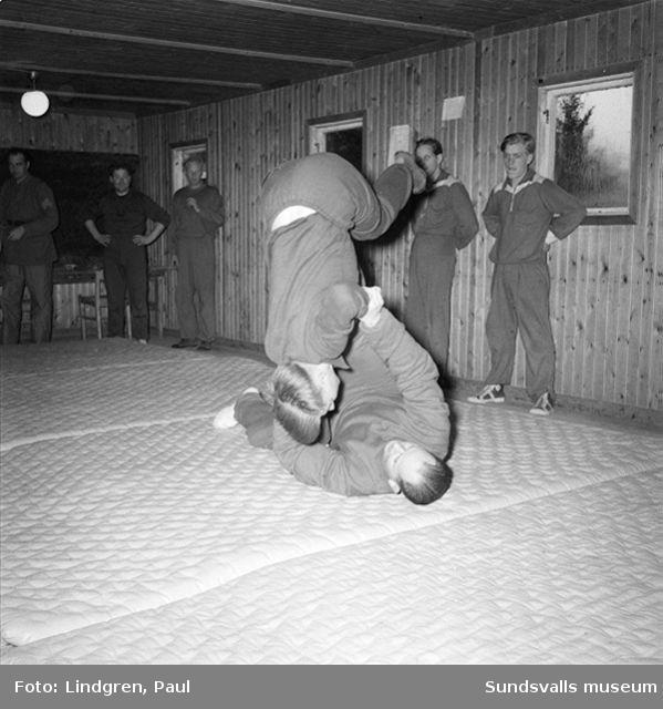 Jiu- jitsukurs L. V. 5.