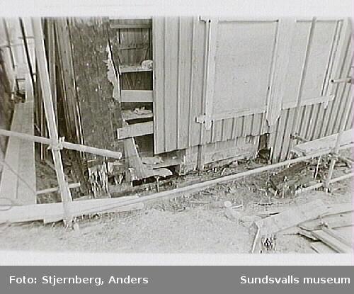 Svartviks industriområde.