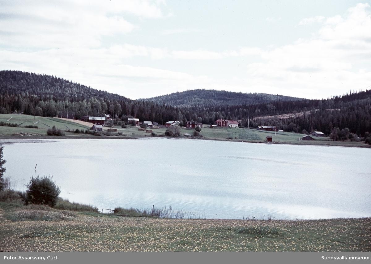 Brudsjön i Dacke, Liden.