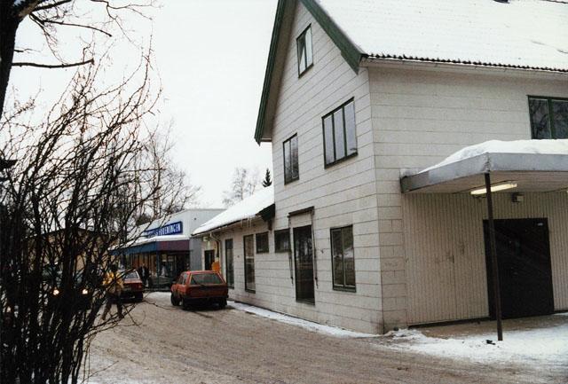 Postkontoret 144 02 Rönninge Dånviksvägen 2