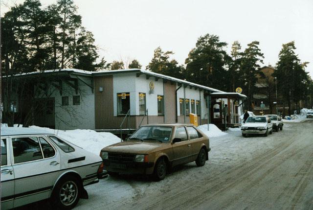 Postkontoret 161 09 Bromma Stopvägen 15