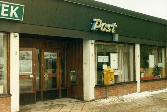 Postkontoret 740 63 Österbybruk Dannemoravägen 2