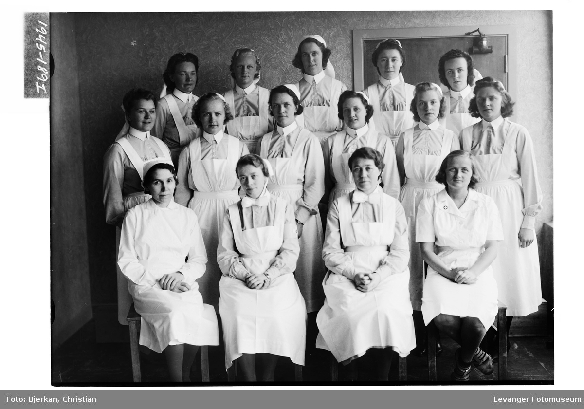 Forskoleelevene på sykehuset