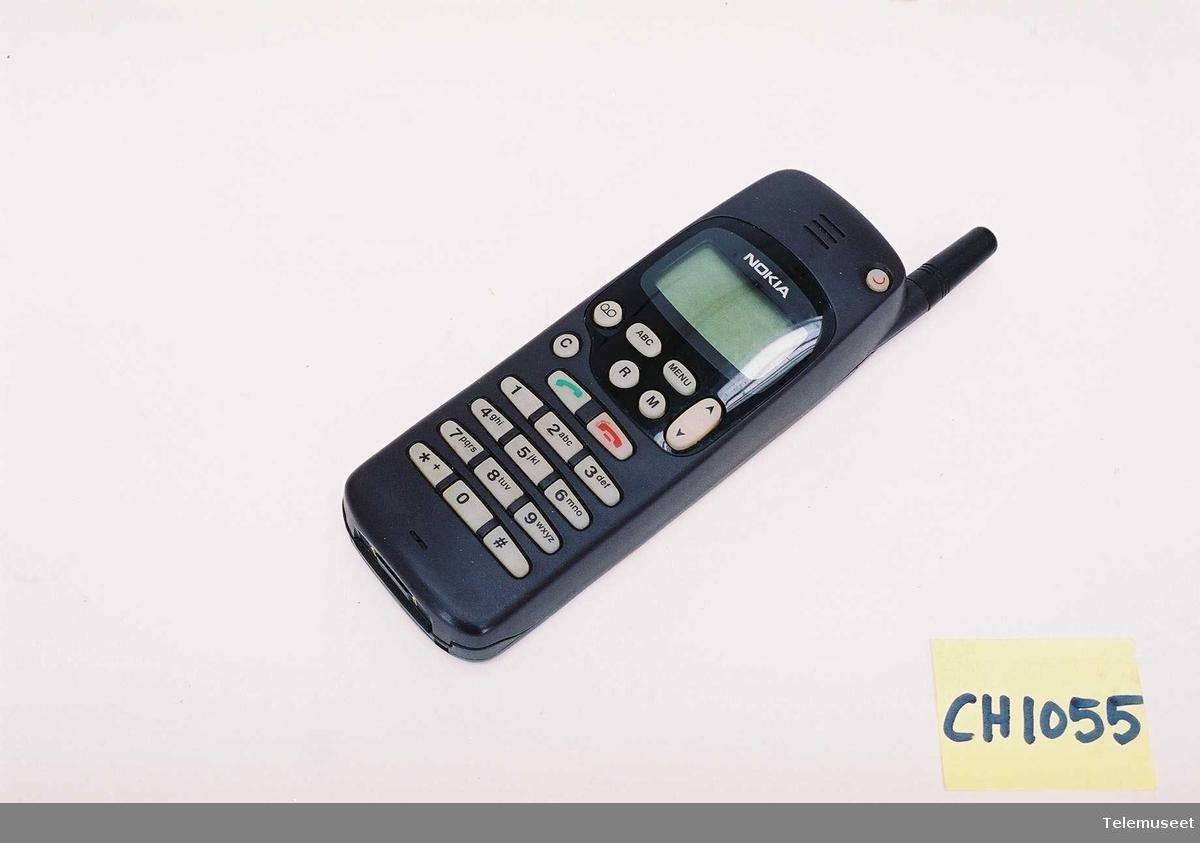 Mobiltelefon Norsk Teknisk Museum DigitaltMuseum