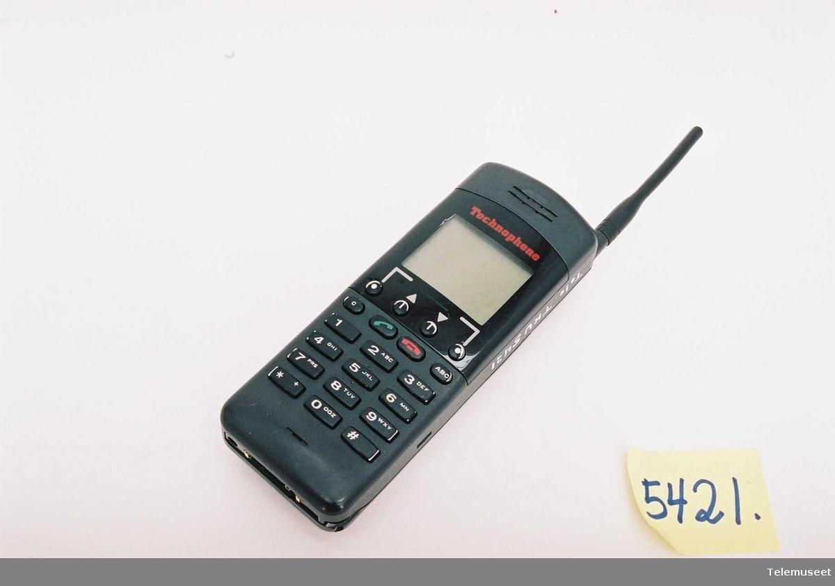 Type:NHE-1XB   CODE: 0500119  490031/10/0087401/0 Batteri: Ni-Mh(Japan) 6v 1800mAh