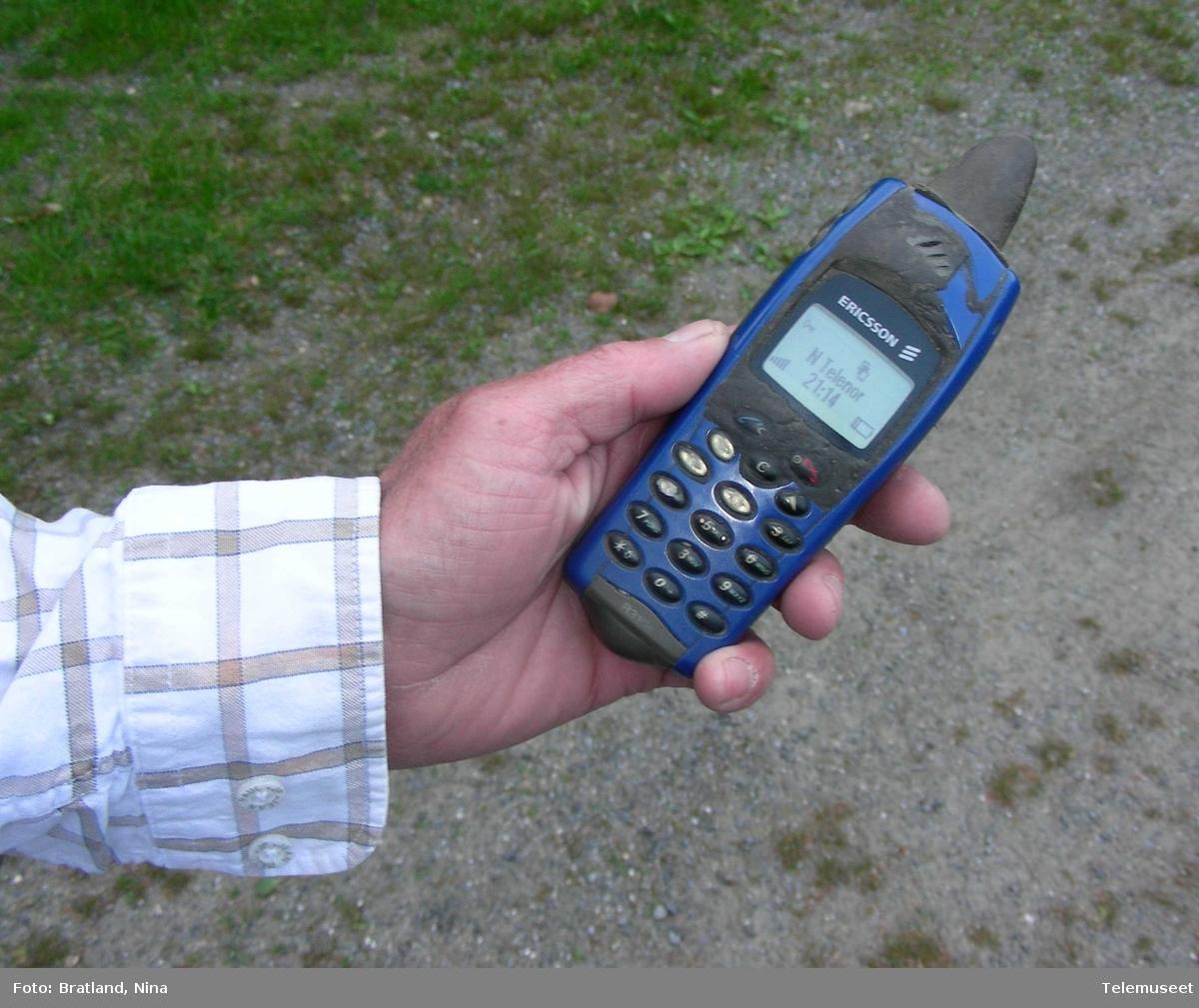 Mobiltelefoner Ericsson og Sony Ericsson