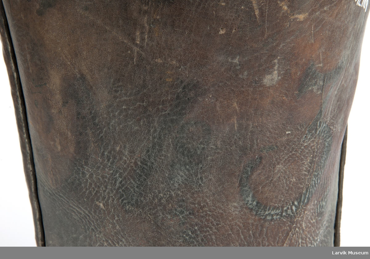 Form: håndtak av tau