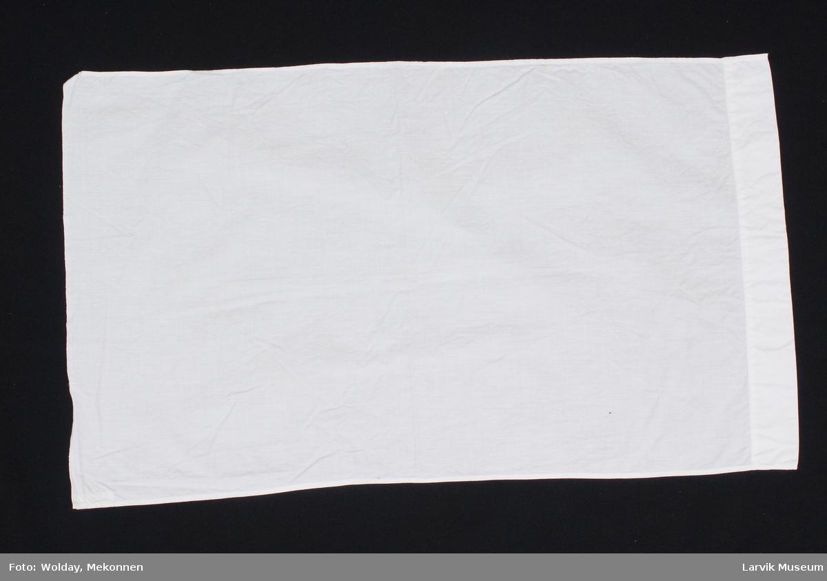 Form: rektangulært Laken til dukkeseng