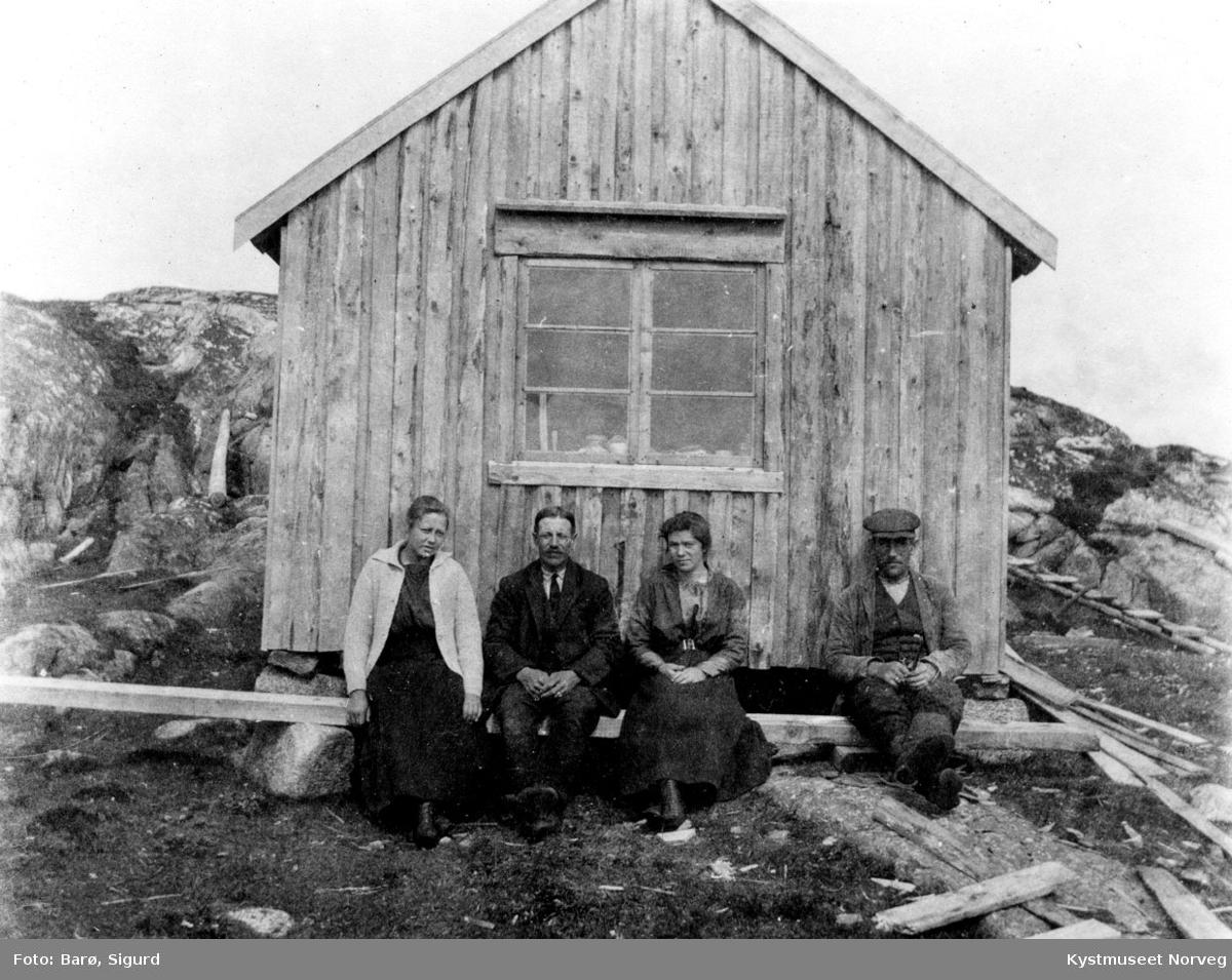 Vasslibua på Versøya.