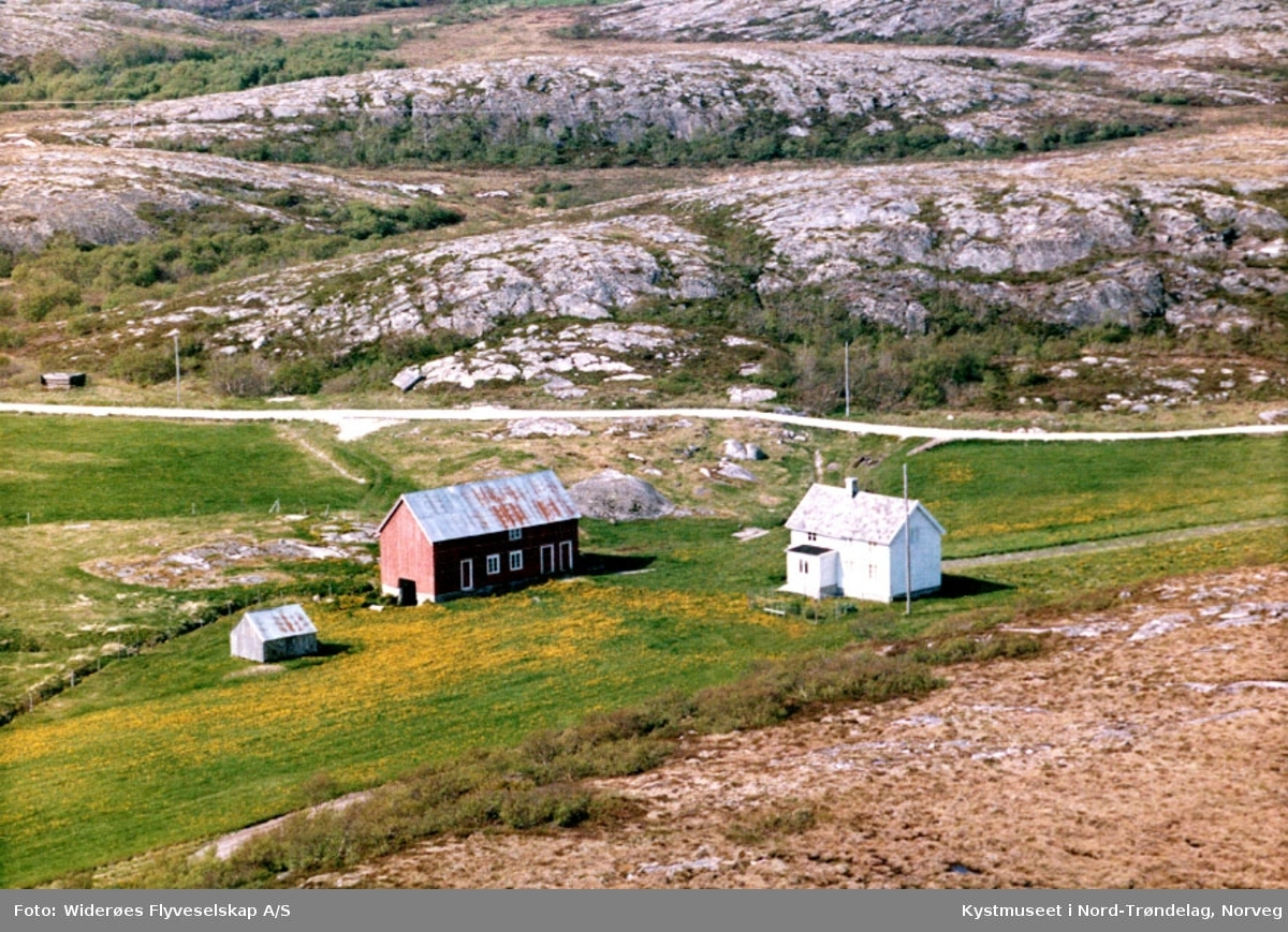 Vikna kommune, Berg på ytre Vikna