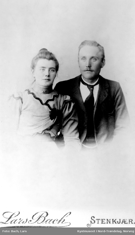 Sofie og Johan Skage