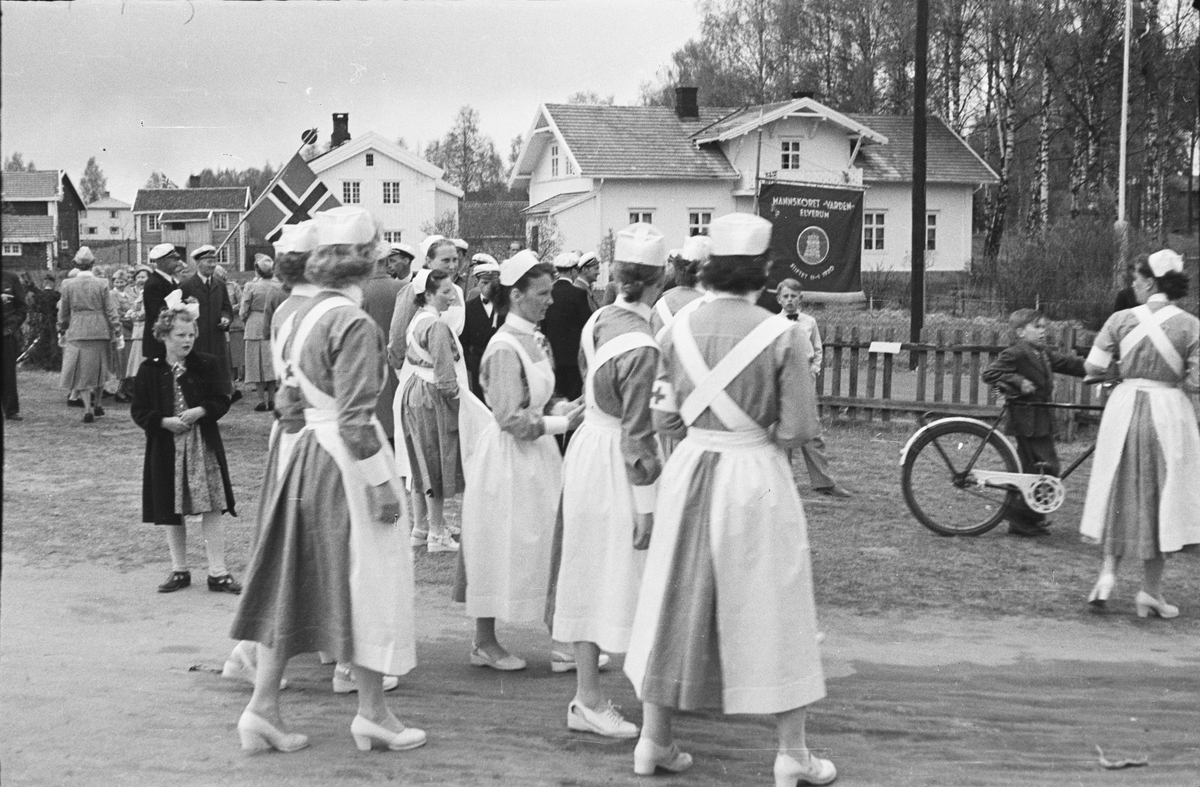 17. mai. Elverum. 