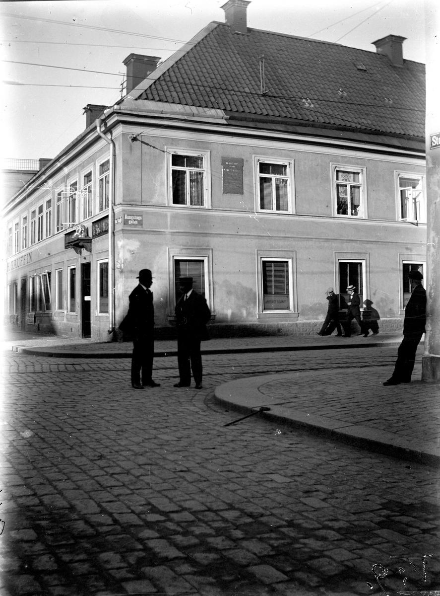 Apoteket Lejonet, Uppsala. Fotograf: KJ Österberg.