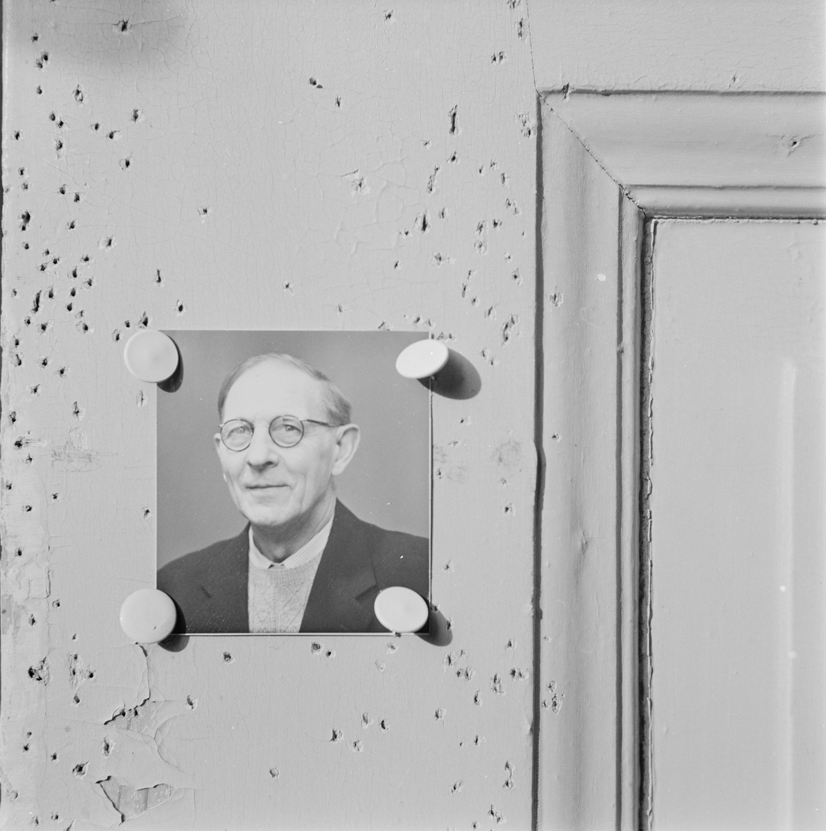 Reprofotografi - Artur Johansson, Uppland 1960
