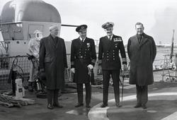 Bente - Engelsk Fåtebesøk - 4/4-1970.