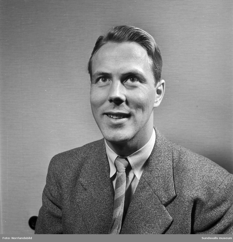 Curt Johansson, Trädgårdsgatan 32, Sundsvall.