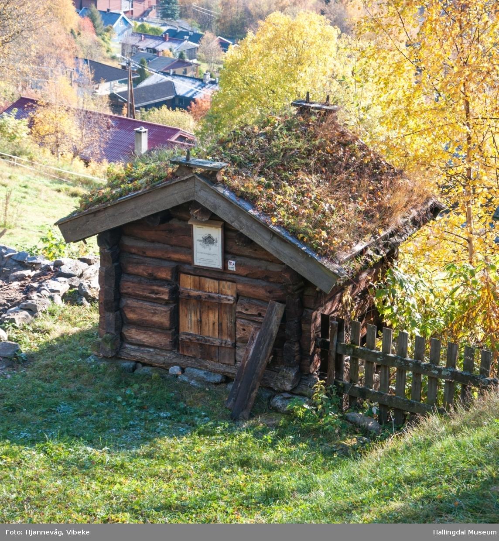 Grisehus på Ål Bygdamuseum, Leksvol