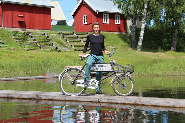 Lensesykkel. Foto/Photo