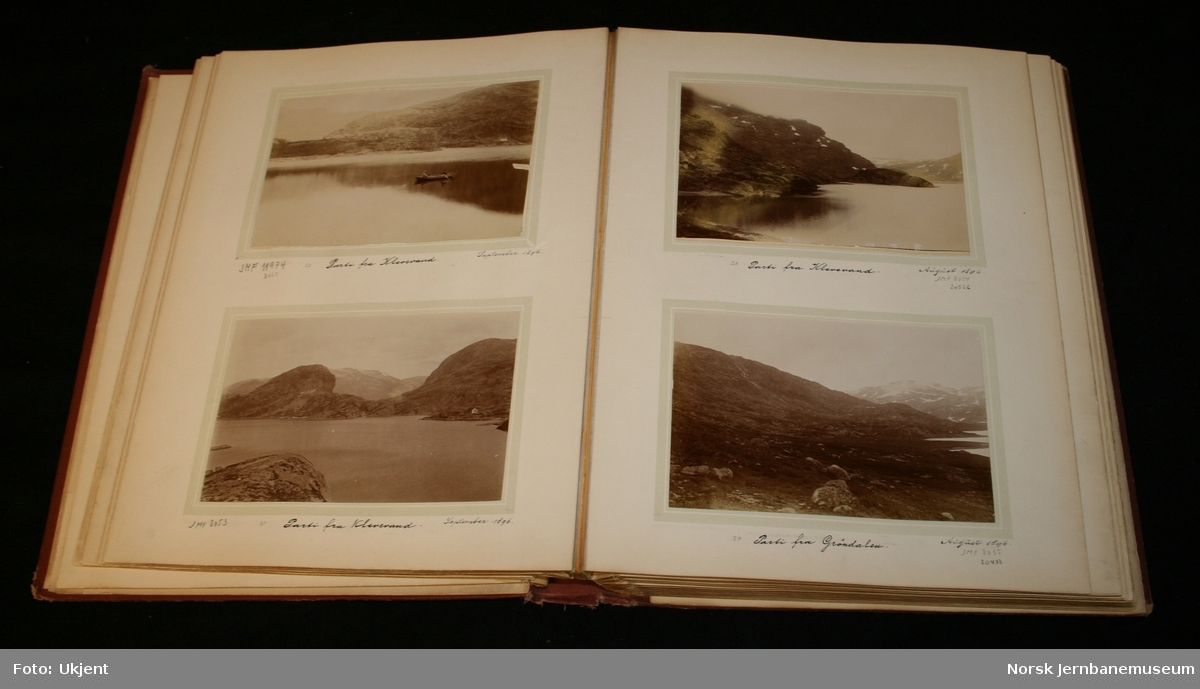 Bergen distrikts fotosamling