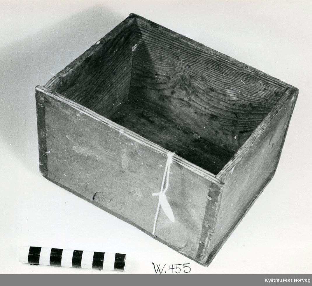 Form: Kvadratisk