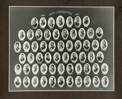 montasje: Aker herredsstyre 1929-1931, portretter, kommunestyrerepresentanter