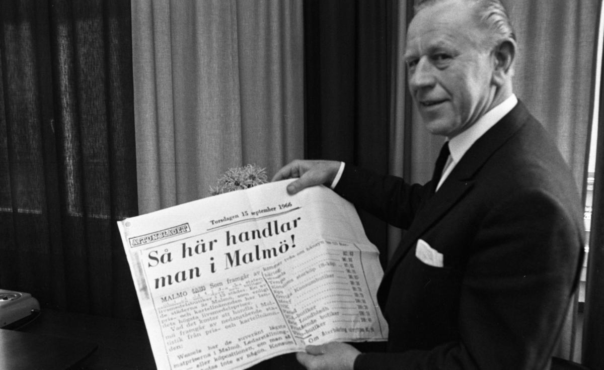 Direktör Wessel, 7 oktober 1966
