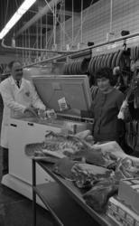 Orubricerat 18 februari 1966En man och en kvinna står vid