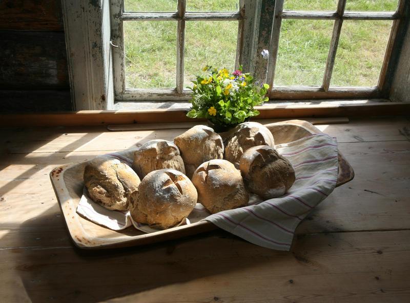 Brødbakst i Nysted