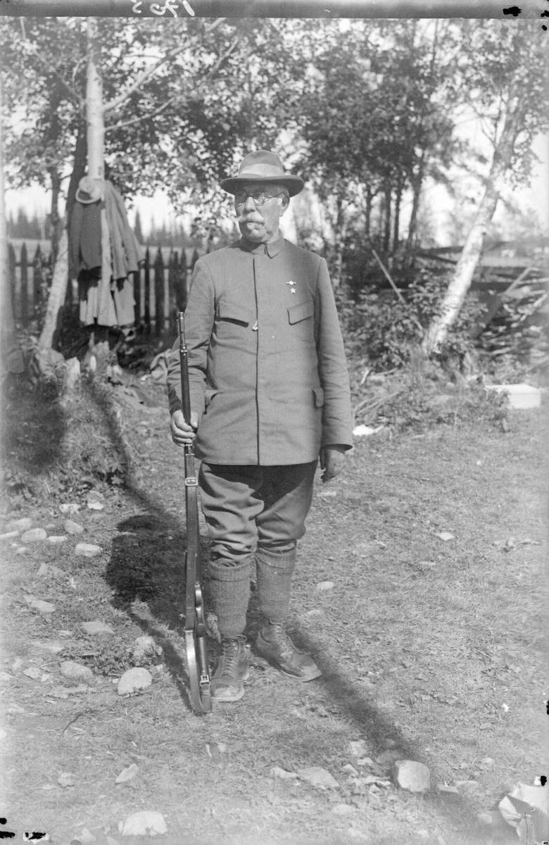 Skytterstevnet. Landsdelsstevne på Lillehammer 1930.