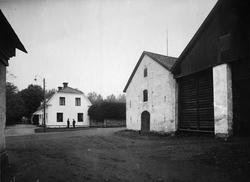 Strömsbergs Bruk, Uppland. Brukskontoret.