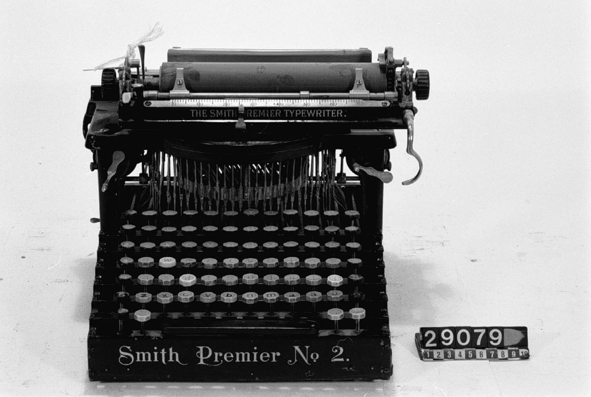 Skrivmaskin - Tekniska Museet   DigitaltMuseum ebf4979f06efe