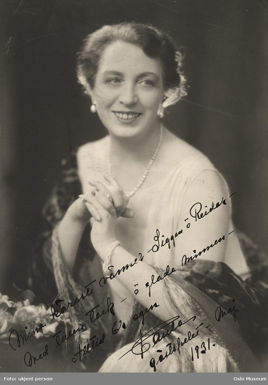 Brunius, Pauline (1881 - 1954)
