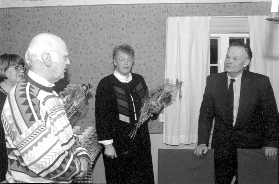 Fornminnesföreningens årsmöte.