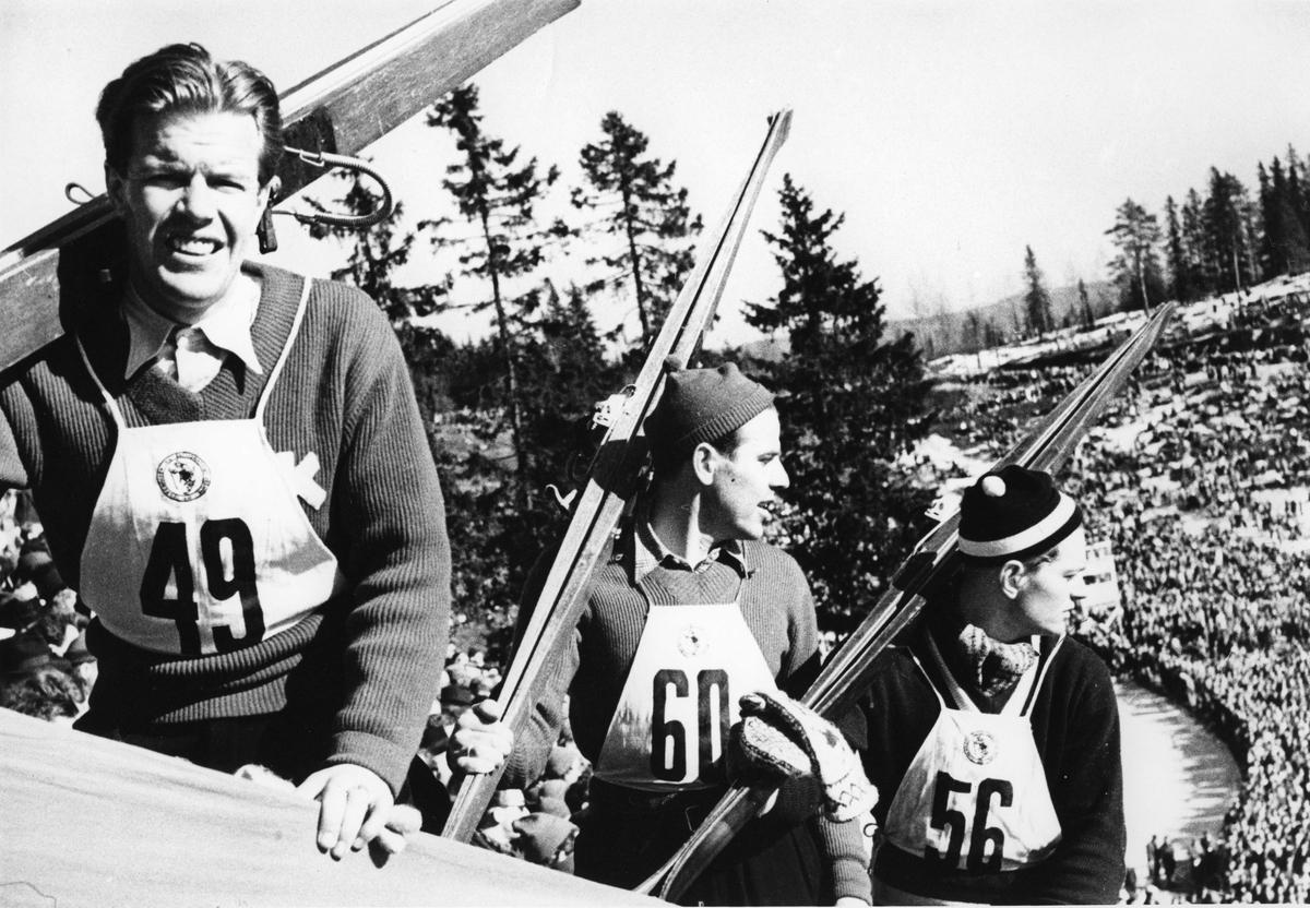 Kongsberg athlete Asbjørn Ruud